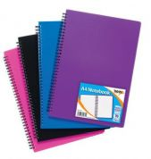 Tiger A4 Notebook 70 page Feint Ruled